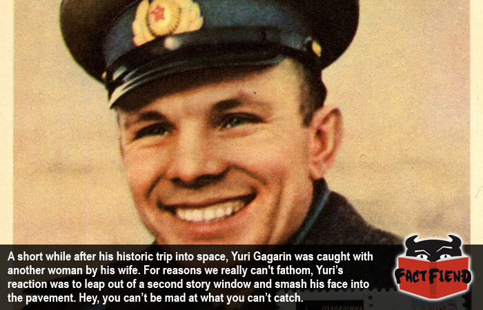 do what did yuri gagarin - photo #44