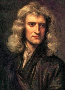 Newton never left his ears exposed again after that.