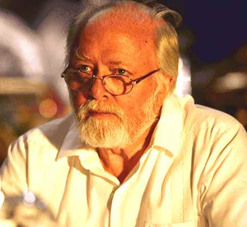 John Hammond as portrayed in the film and the book Essay Sample