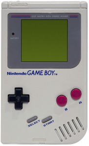 The Game Boy would never allow it.