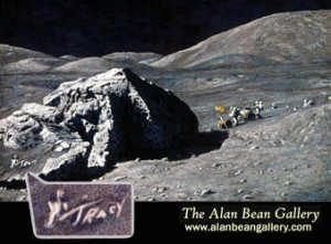 We'll bet Cernan just drowned in Father of the Year mugs after this was released.