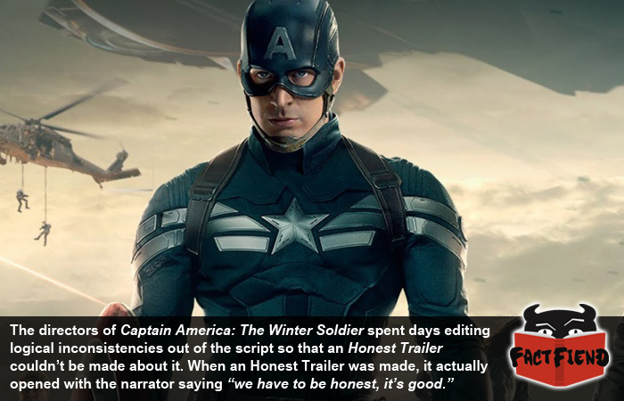 How They Edited The Winter Soldier To Make it Harder to Criticise