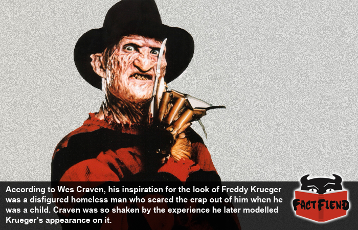 Freddy Krueger Was Inspired By A Homeless Guy A Bully And A