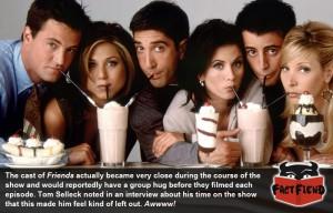 That milkshake must taste fantastic