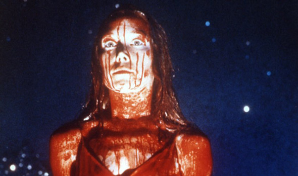 stephen king wrote carrie because someone said he couldn t