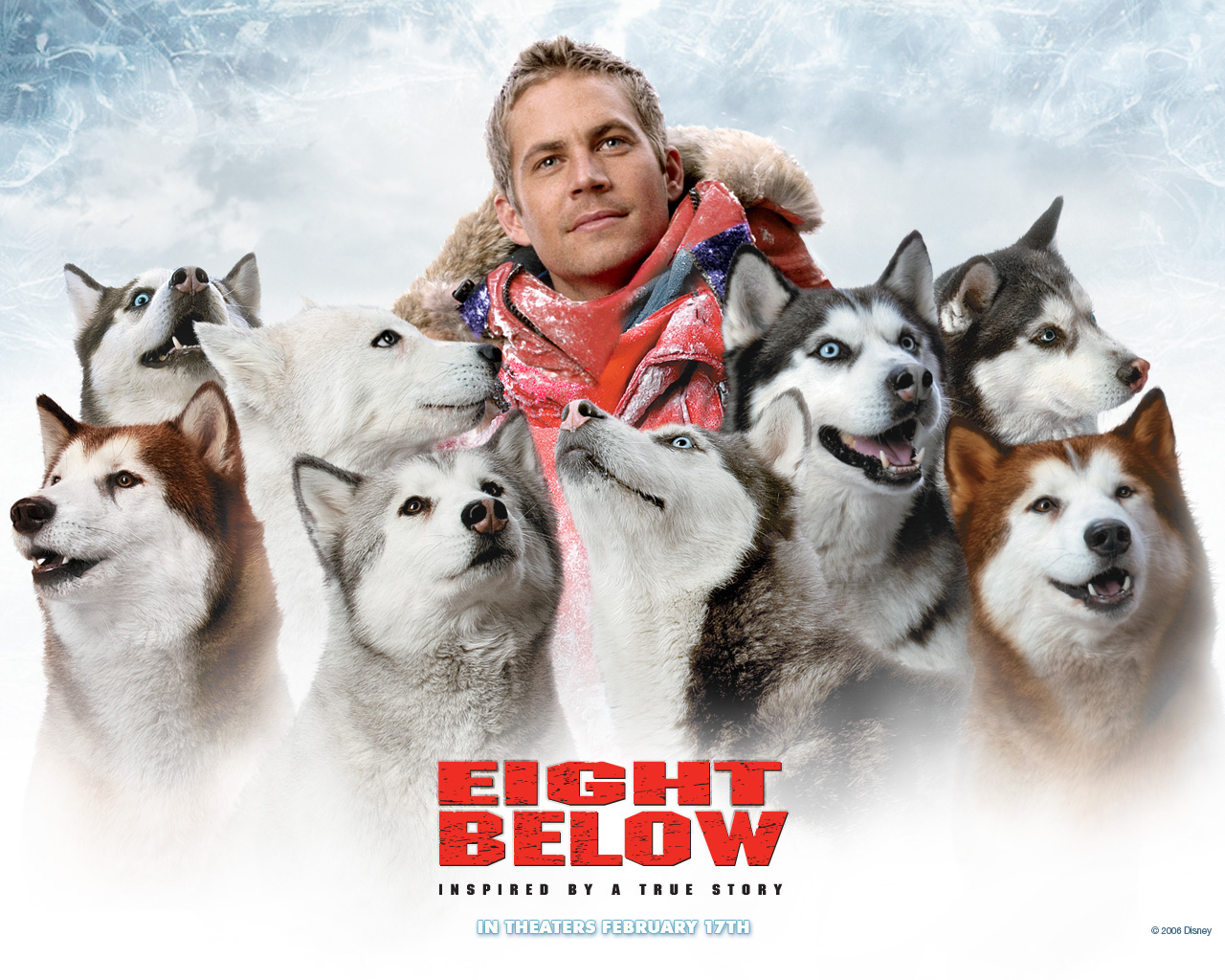 The Awesome Reason Paul Walker Appeared in Eight Below ...