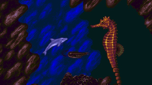 this is why ecco the dolphin was so hard fact fiend. Black Bedroom Furniture Sets. Home Design Ideas