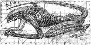 Xenomorph (H.R. Giger)