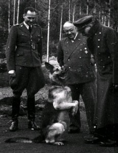 If you think this is a weird photo of Hitler, wait until you see the next one.
