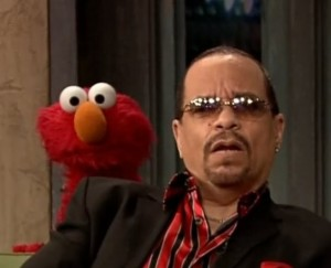 Related photo of what Ice-T is about.