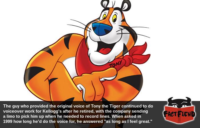 Tony the tiger porn
