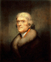 """Dick sings."" - Actual quote from Jefferson's diary."