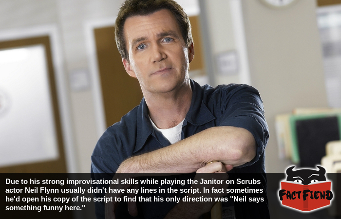 spend the rest of his professional career being known as that guy from scrubs which is kind of fair considering that he owned the role of the janitor - Another Name For Janitor