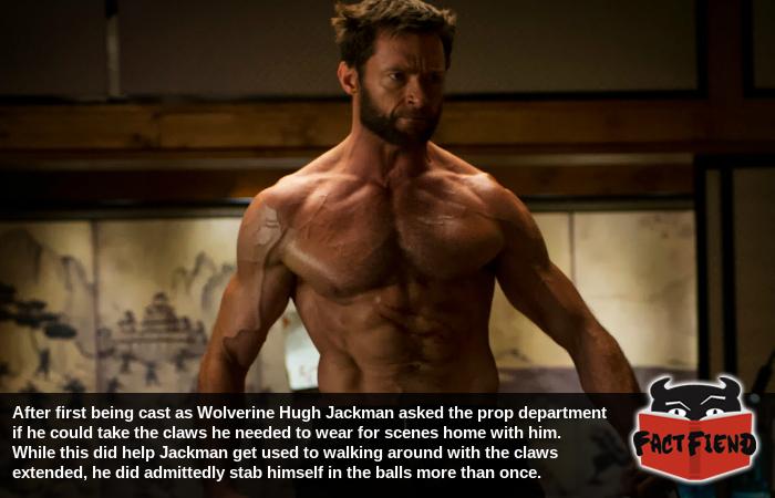 Hugh jackman penis size 10