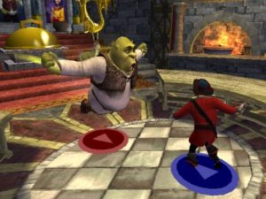 There S A Shrek Fighting Game Where Red Riding Hood Is The Best Character Fact Fiend