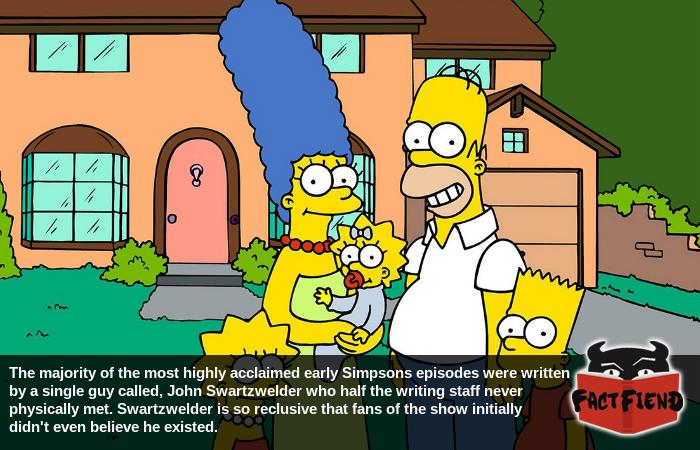 Image Result For Simpsons Writer John Swartzwelder