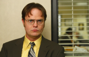 Jim spent $10,000 being a dick to Dwight in The Office