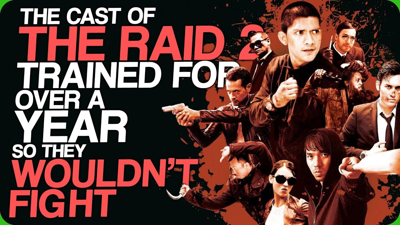 The Raid 2 Actors Trained Together So They Wouldn T Hurt Each