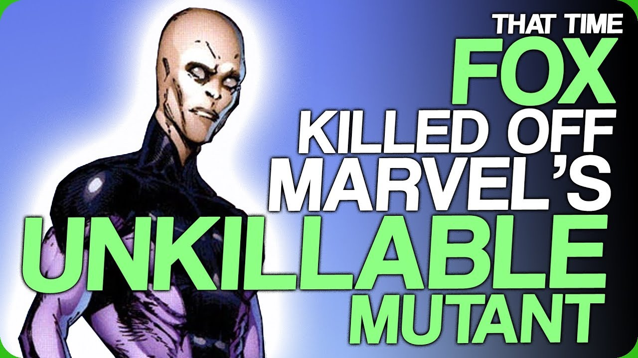 That time Fox killed off Marvel's most powerful mutant - Fact Fiend