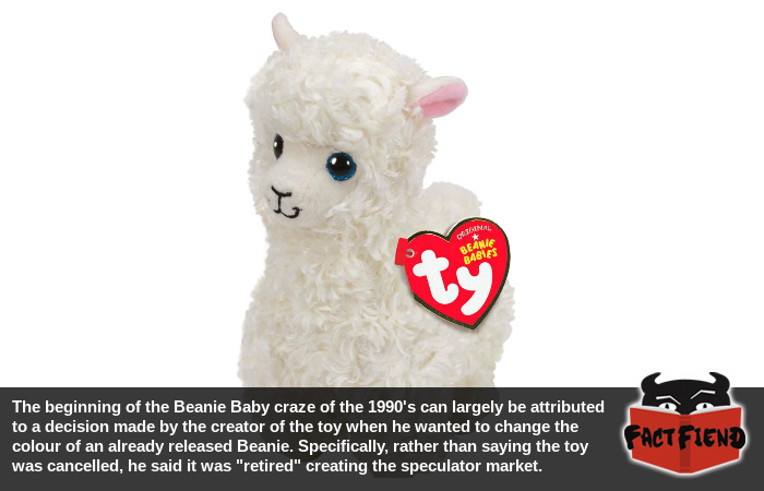3e7a9f75f48 If you weren t alive to remember the dark times known only as the Beanie  Baby Craze of the 1990 s