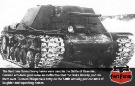 The Russian Tank That Coudn't Be Stopped!