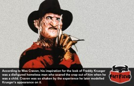 Freddy Krueger was Inspired by a Homeless Guy, a Bully and a Superhero