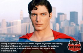 That One Time Producers Argued About the Size of Superman's Wang