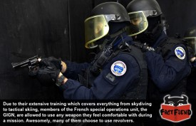 The Special Operations Unit Who Still Use Revolvers to Take Out Bad Guys